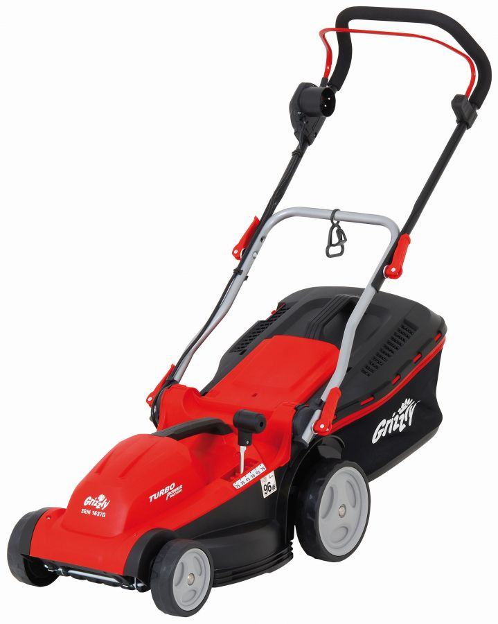 Grizzly 1600W Electric Lawn Mower
