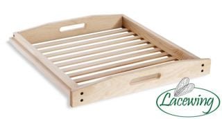Traditional Apple Storage Tray H7cm x L49cm x W47cm by Lacewing™