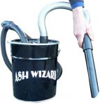 Ash Wizard Vaccum Cleaner Attachment - Suitable for Barbecues, Chimeneas and Firepits