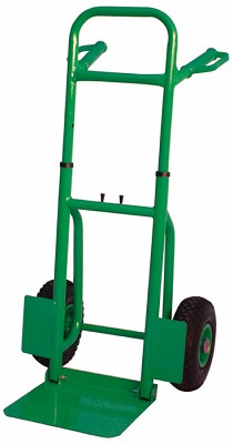 Folding Sack Truck With Puncture Proof Wheels