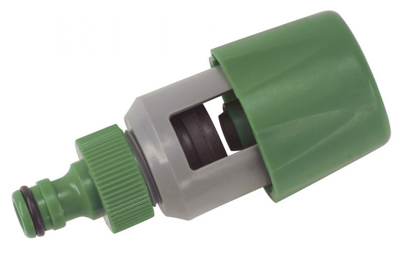 Multi Purpose Snap Action Garden Tap Connector