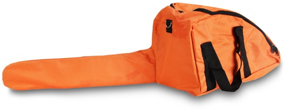 Orange Chainsaw Protective Bag for TE0641A TE0642A TE0661A TE0662A