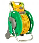 Hozelock 45m Assembled Hose Reel with 25m Hose