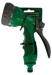 Heavy Duty 7 Dial Garden Spray Gun