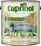 Cuprinol Garden Shades Paint Coastal Mist 1L