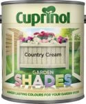 Cuprinol Garden Shades Paint Country Cream 1L