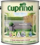 Cuprinol Garden Shades Paint Muted Clay 1L