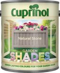 Cuprinol Garden Shades Paint Natural Stone 1L