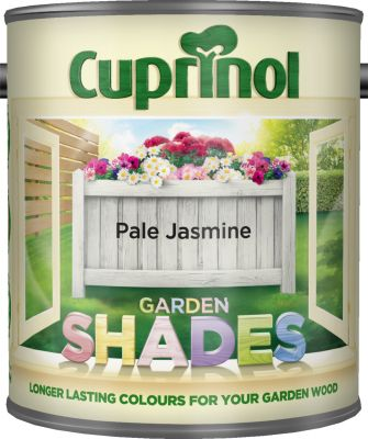 Cuprinol Garden Shades Paint Pale Jasmine 1L