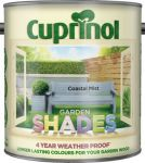 Cuprinol Garden Shades Paint Coastal Mist 2.5L
