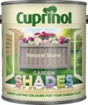 Cuprinol Garden Shades Paint Natural Stone 2.5L