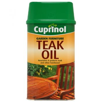 Cuprinol Teak Oil 1L