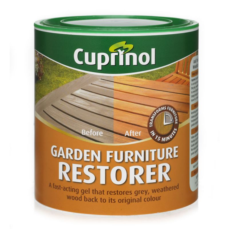 Cuprinol Garden Furniture Restorer 1L