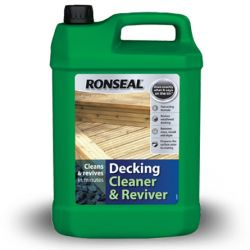 Ronseal Hardwood Garden Furniture Reviver