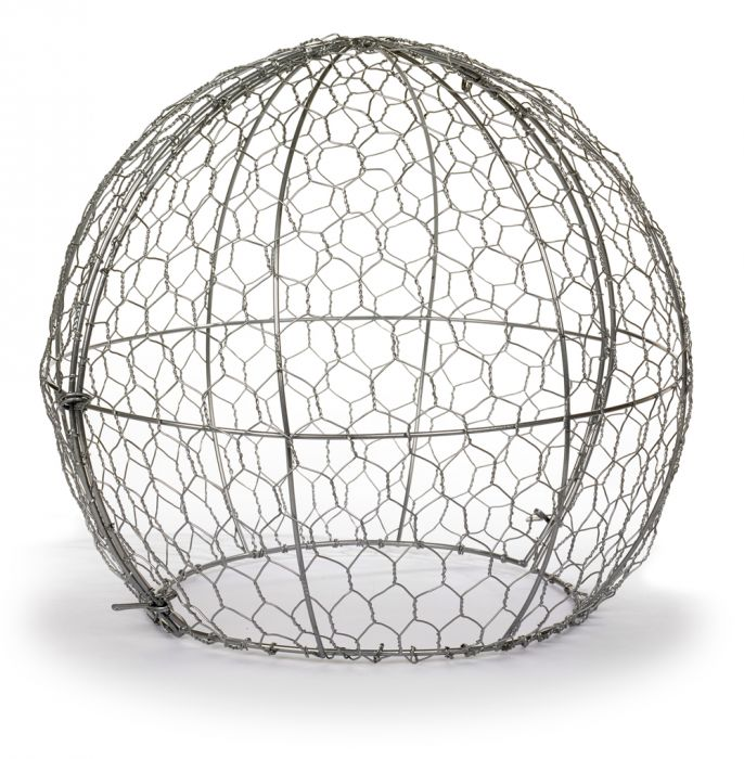 30cm Ball Topiary Wire Frame by Kent & Stowe