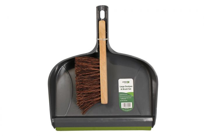 39.5cm Dustpan and Brush from Crest