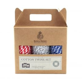 12cm Dig For Victory CottonTwine Collection by Kent & Stowe