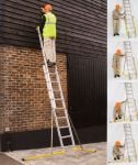 Stabilised Hunter Ladder 6.3m