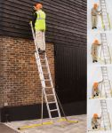 Stabilised Hunter Ladder 7.4m