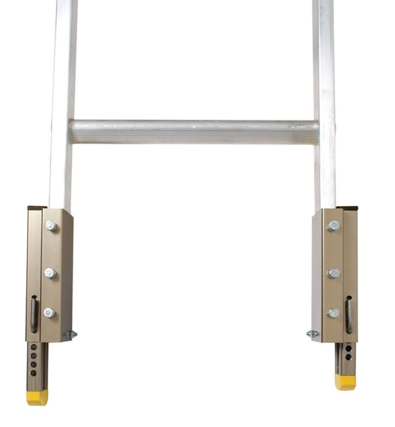 Adjustable Ladder Levellers