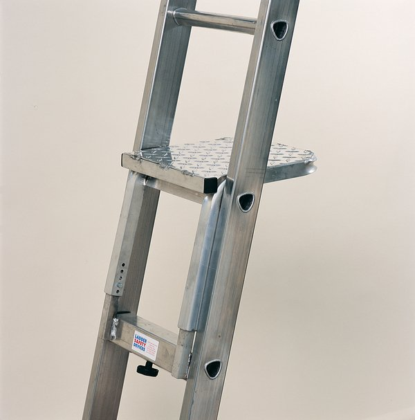 Ladder Platform Step Addition
