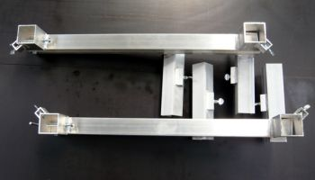 Ladder Staging Equipment: Staging brackets 600mm for High Level Working Platform
