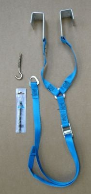Ladder Camlock Restraint wall tie