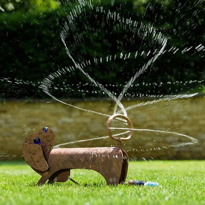 Flopro Decorative Dog Garden Sprinkler