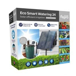 Flopro Eco Smart Watering Solar Irrigation Kit - 24 Drippers