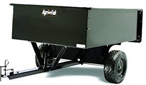 Steel Utility Tipping Trailer by Agri-Fab
