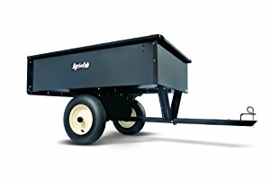 340kg Steel Utility Tipping Trailer by Agri-Fab