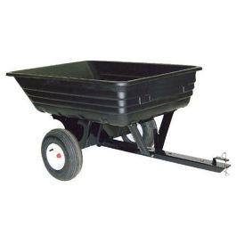 Tow Only Poly Dump Cart by Agri-Fab