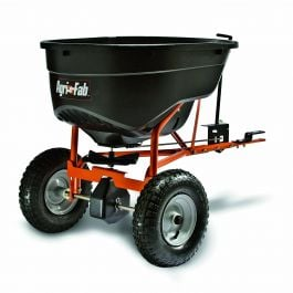 57kg Towed Broadcast Spreader by Agri-Fab