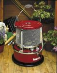 Big Red 2.5kW Paraffin Greenhouse/Shed Heater