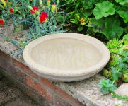 Wilston Stone Bird Bath