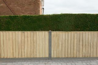 6ft x 3ft Fence Panel Pack of 3 - Pressure Treated Vertical Board