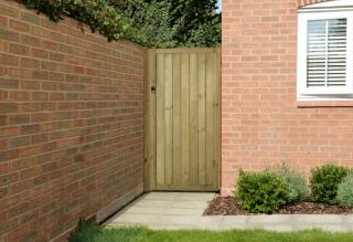 6ft Vertical Tongue & Groove Gate