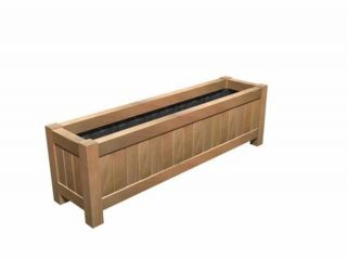 120cm Valencia Wooden Trough