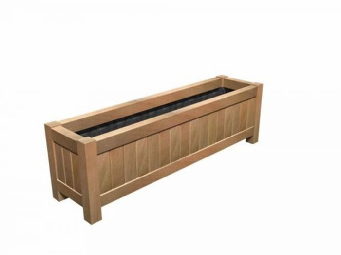 150cm Valencia Wooden Trough By Adezz
