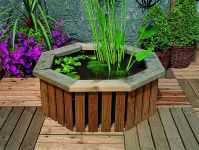 Deck Pond Garden Water Feature