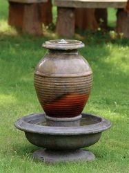 Minoan Urn self-contained Water Feature