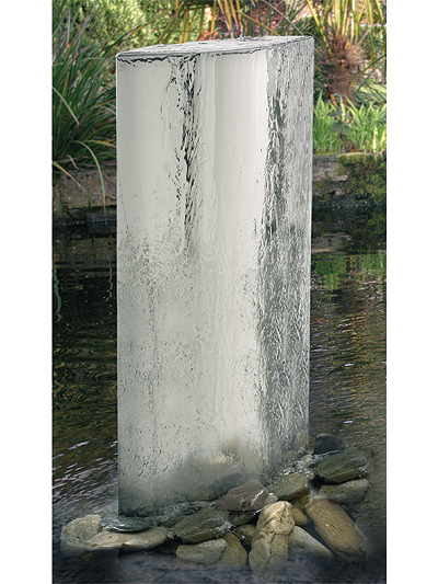 Water wall – Ellipse