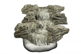 120cm Rock Waterfall