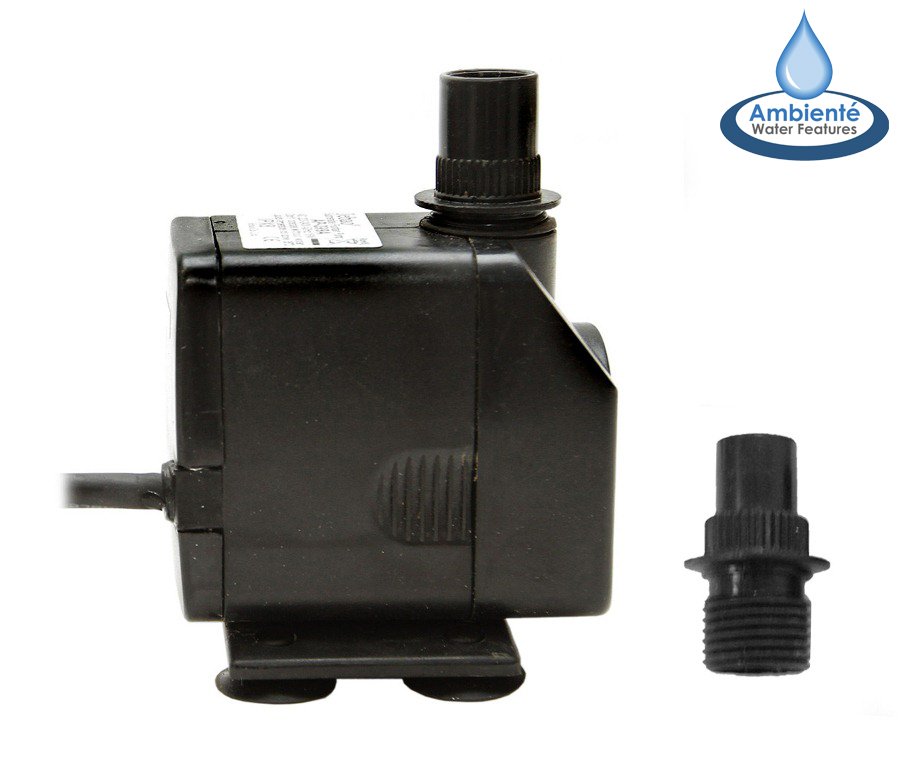 Water Feature Pumps 1000 LPH - mains powered by Ambienté