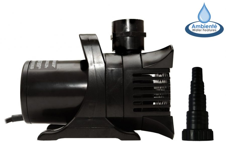15,000LPH Mains Powered Water Feature Pump by Ambienté