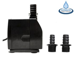 1,500LPH Mains Powered Water Feature Pump