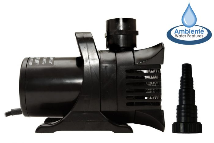 Water Feature Pumps 20,000 LPH - mains powered by Ambienté