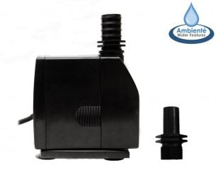 2,000LPH Mains Powered Water Feature Pump
