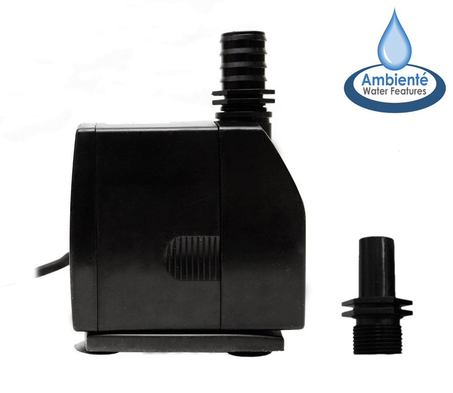 Water Feature Pumps 3000 LPH - mains powered by Ambienté