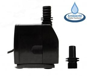 Water Feature Pumps 4000 LPH - mains powered by Ambienté